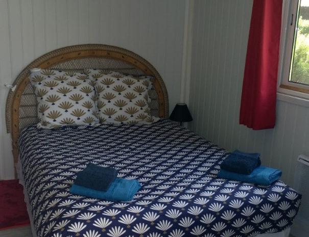 Gîte Les baguenaudiers - chambre Ma Douce